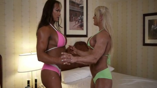 Amber Steel & Lisa Cross--FULL SCENE PTS 1-8